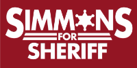 simmons for sheriff